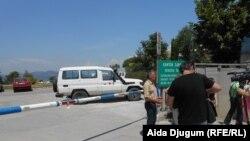 Ekshumacija žrtava srpske nacionalnosti na deponiji u Sarajevu, 25.7.2013., fotografije: Aida Đugum