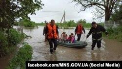 У Чернівецькій області залишаються підтопленими 15 населених пунктів