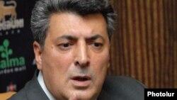 Հայաստանի ժողովրդական կուսակցության նախագահ Ստեփան Դեմիրճյան