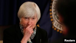 Джанет Йеллен, председатель Федеральной резервной системы США