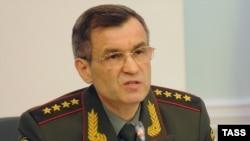 Глава МВД России Рашид Нургалиев