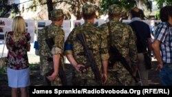 Пророссийские сепаратисты в Артемьевске, Донецкая область