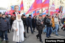 Путин Iедалан коьрте веачхьана цуьнгахьа ю Умалатова