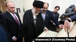 دوشنبه دوم آذر ماه؛ دیدار آقایان پوتین و خامنهای و اهدای قرآن