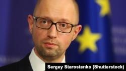 Прем'єр-міністр України Арсеній Яценюк (©Shutterstock)