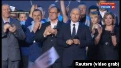 Путин ГАЗ заводунун 85 жылдык мааракесинде президенттикке ат салышарын жарыялады.