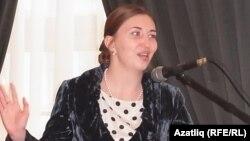 Альбина Әпсәләмова