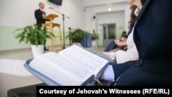 """Фото предоставлено общиной """"Свидетелей Иеговы"""""""