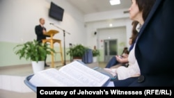 Собрание Свидетелей Иеговы, архивное фото
