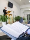 The Jehovah's Witnesses faith is outlawed in Russia.