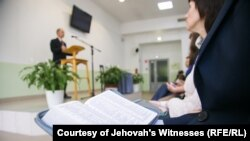 Russia -- Photo courtesy of the community of Jehovah's Witnesses