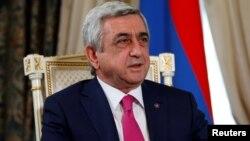 ՀՀ նախագահ Սերժ Սարգսյան, արխիվ