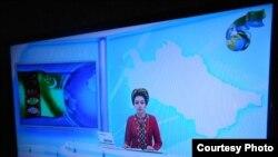 Türkmen döwlet TW-si