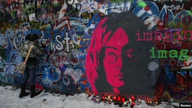 Sjećanje na Lennona, Prag, 2012.