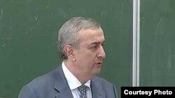 Бывший глава абхазского Нацбанка Даур Барганджия