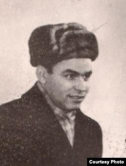 Барыс Сачанка. 1964 г. З фондаў БДАМЛМ