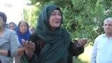 Таджикистанхь чубоьхкинчийн гергарнаш