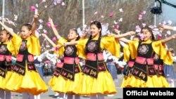 Нооруз. Бишкек. 21-март, 2015-жыл.