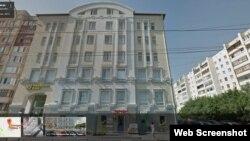 Офіс холдингу «Партнер» в Тюмені по вулиці Холодильній