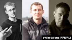 Аляксандар Зімніцкі, Уладзімер Фёдараў, Сяргей Стрыбульскі