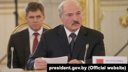 Belarus - Lukashenko in Moscow, president.gov.by