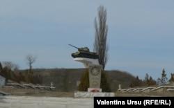 Monumentul de la Rezina