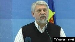 Стевче Јакимовски, градоначалник на општина Карпош.