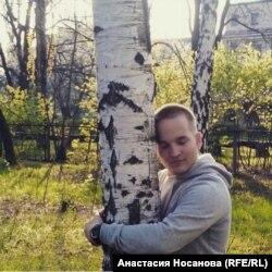 Красноярскілік студент Валентин.