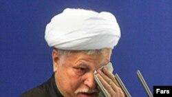 آقای رفسنجانی در سخنرانی روز جمعه خود در دانشگا تهران