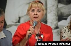 Валентина Павленко, гостьовий редактор Радіо Свобода