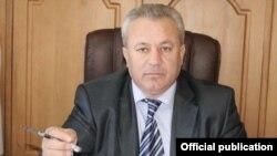 Шебзухов Фраль, Кхарачой-Чергазийчоьнан президентан хьехамча, вийна 2010 шарахь