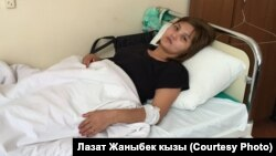 Бактыгүл Калматова.
