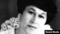 Наҗия Теркулова