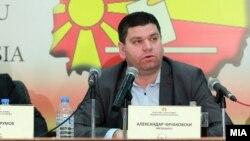 Претседателот на Државната изборна комисија Александар Чичаковски