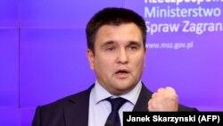 Кремль влаштовує чергову циркову виставу для того, щоб приховати свої злочини, заявляє Павло Клімкін