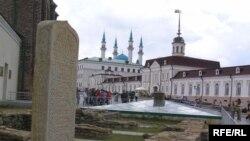 Tatarstan -- Kazan Kremlin at summer 2007