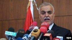 Потпретседателот на Ирак Тарек ал-Хашеми.
