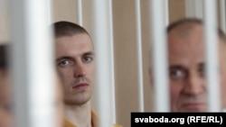 Дзьмітрый Буланаў і Мікола Статкевіч