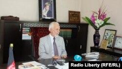 د افغانستان د سولې او نجات شورا رئیس ګل رحمان قاضي