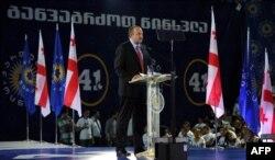 Гуьржийчоь -- Гуьржийчоьнан ГIан партин кандидат Маргвелашвили Гиорги, Гезгмашин бутт19, 2013
