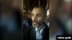 حمید بقایی هفته گذشته برای اجرای پانزده سال حبس بازداشت و به زندان منتقل شد.