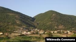 Поглед на село Оровник во Општина Дебарца. Фото: Александар Јолакоски at mk.wikipedia