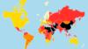 گزارش سالانه از وضعیت آزادی رسانهها؛ ایران همچنان کشوری «سیاه»