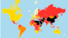 Україна піднялася на п'ять сходинок у рейтингу «Репортерів без кордонів»