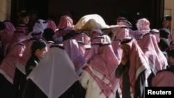 Похорони саудівського короля Абдалли