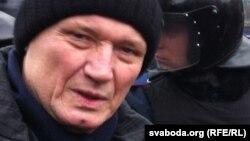Уладзімер Някляеў на Майдане