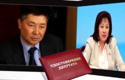 Жумалиева Конституциялык палатага кайрылат