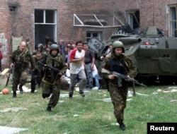 Штурм бесланської школи, 2004 рік