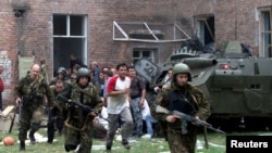 Штурм школы в Беслане 3 сентября 2004 года