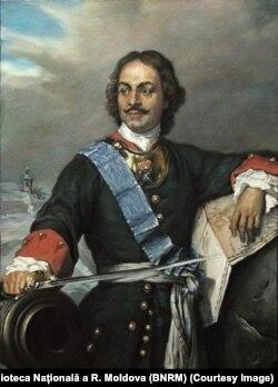 Petru cel Mare, fondatorul Imperiului Rus, Biblioteca Națională a R. Moldova (BNRM)